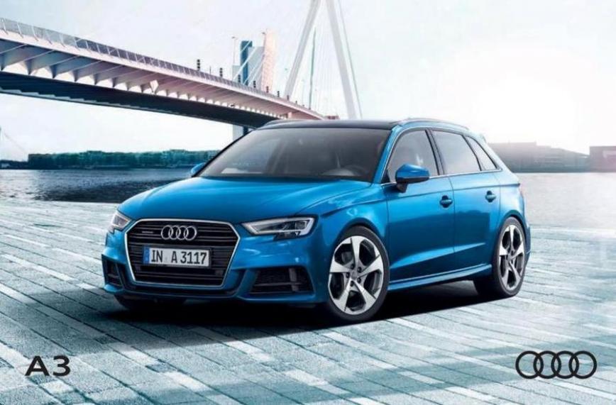 Brochure A3 . Audi (2020-01-22-2020-01-22)