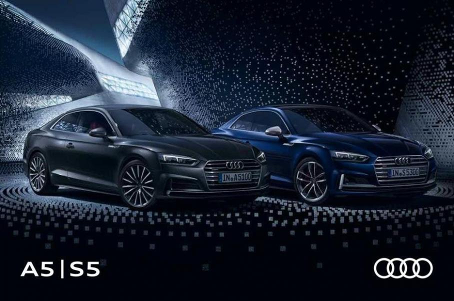 Brochure A5 . Audi (2020-01-22-2020-01-22)