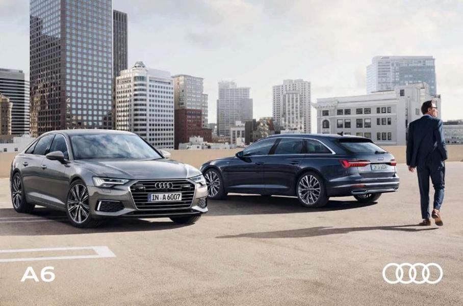 Brochure A6 . Audi (2020-01-22-2020-01-22)