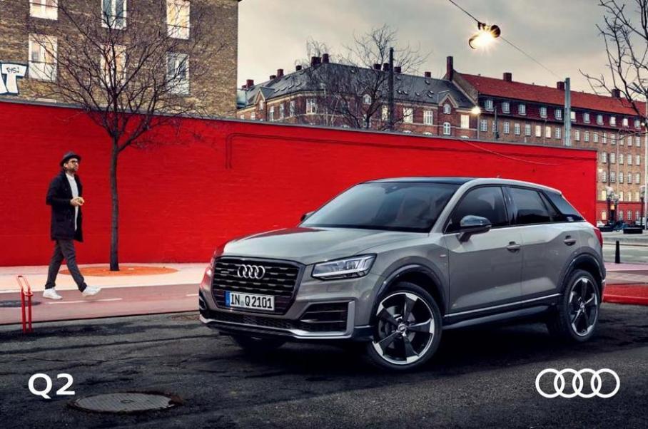 Audi Q2 . Audi (2020-01-22-2020-01-22)