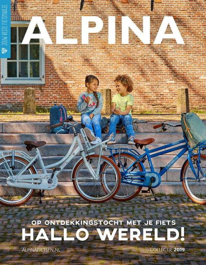 Alpina Magazine 2019   . Alpina fietsen (2019-12-16-2019-12-16)