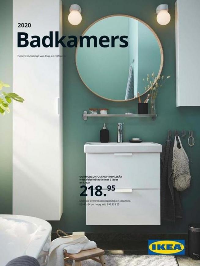 36 Week 02 9 2019 31 7 2019 Badkamers Folder Ikea