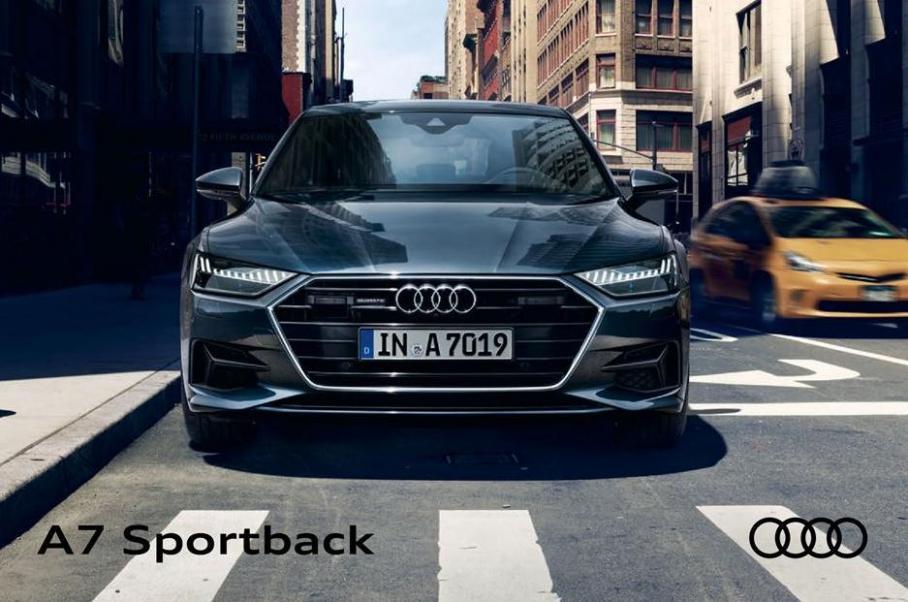 Brochure A7 Sportback . Audi (2020-01-22-2020-01-22)