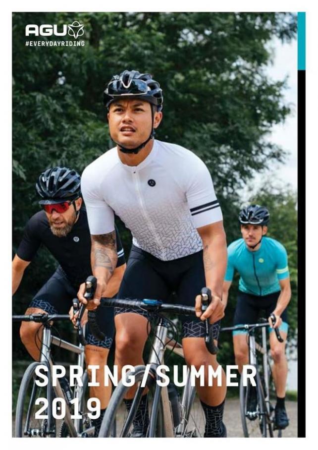 Spring/Summer 2019   . AGU (2019-09-16-2019-09-16)
