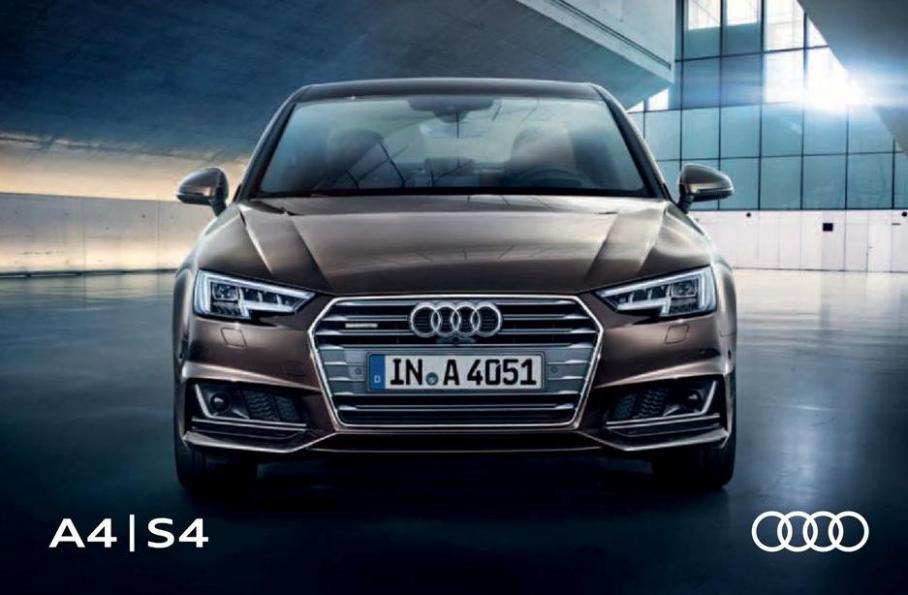 Brochure A4 . Audi (2020-01-22-2020-01-22)