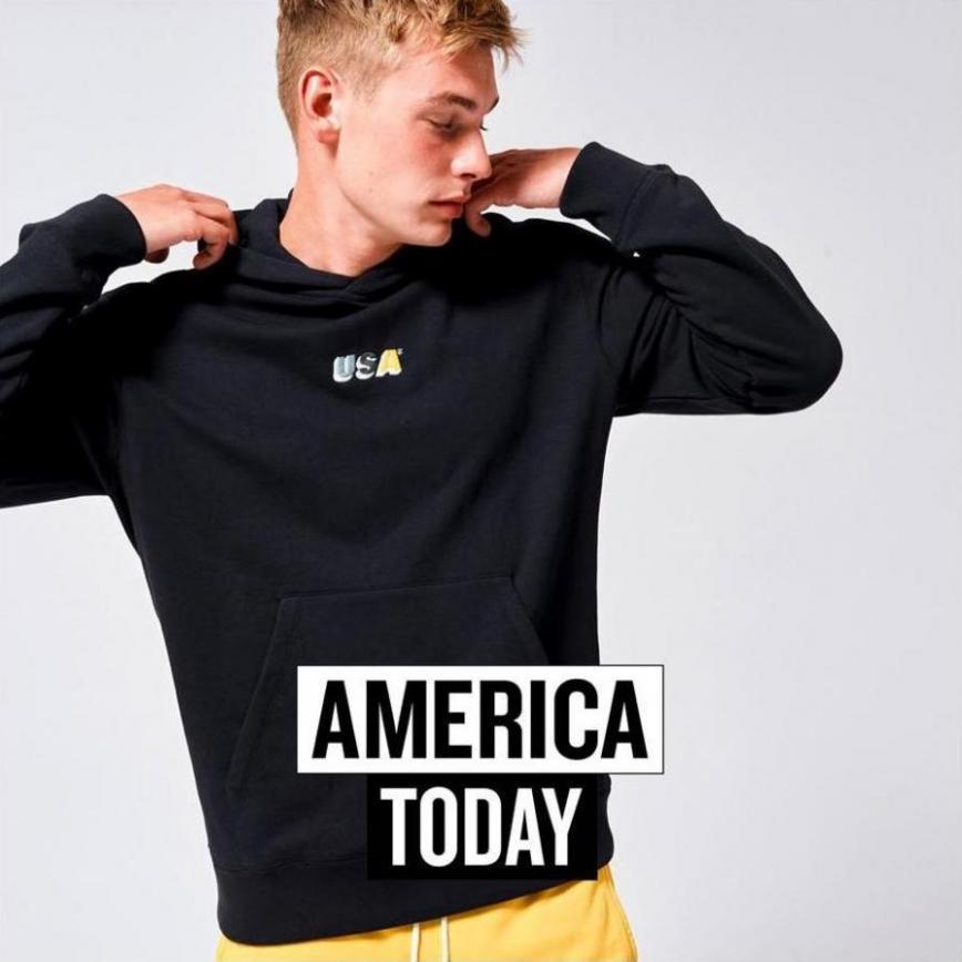 Nieuwe Collectie: Men . America Today (2019-11-19-2019-11-19)