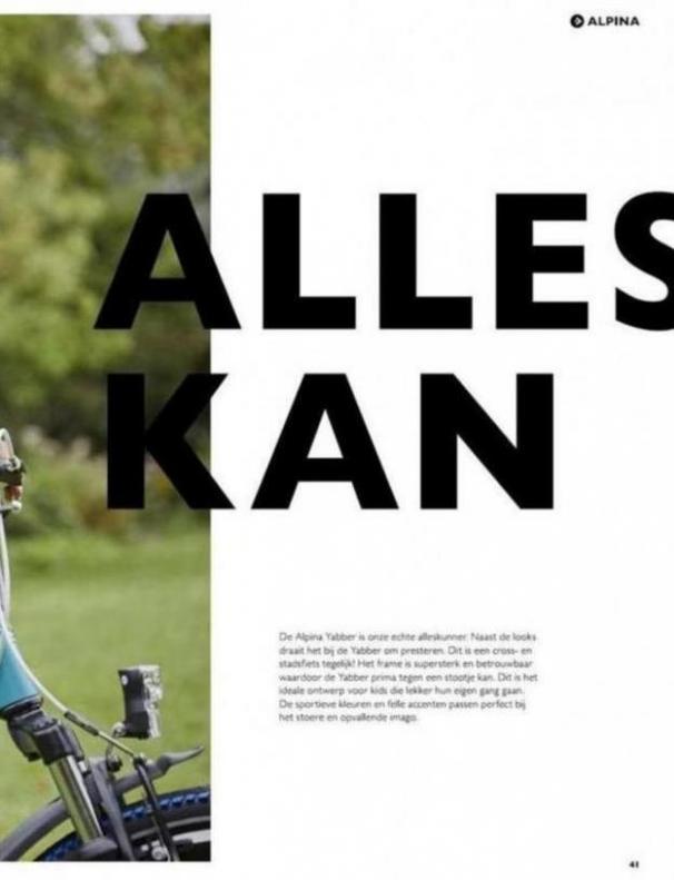 Alpina Magazine 2020   . Page 41