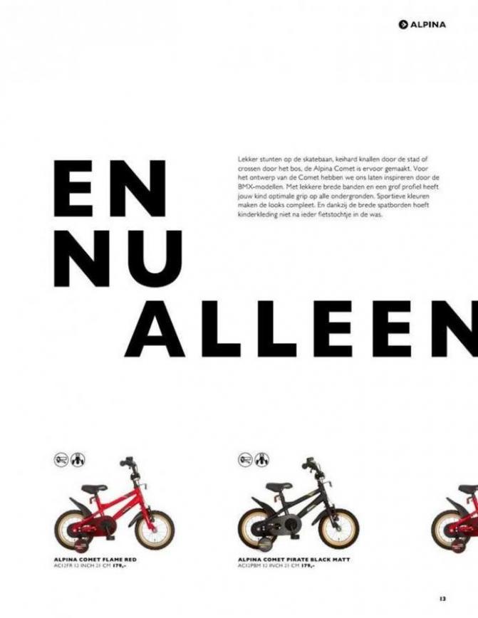 Alpina Magazine 2020   . Page 13