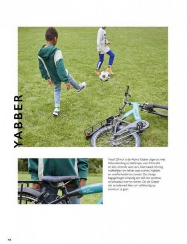 Alpina Magazine 2020   . Page 42