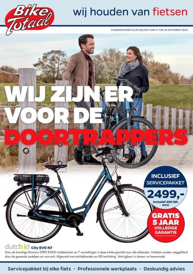 Folder Aanbiedingen  . Bike Totaal (2019-10-20-2019-10-20)