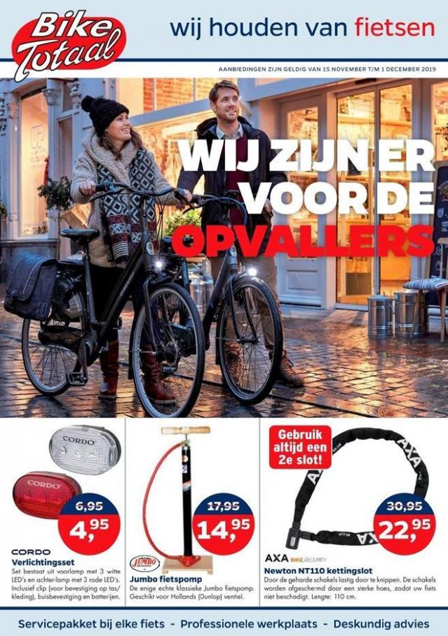 Folder Aanbiedingen  . Bike Totaal (2019-12-01-2019-12-01)