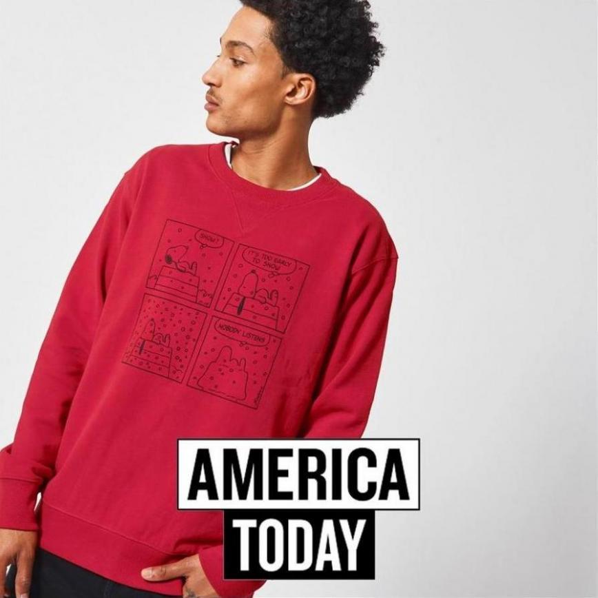 Kleding Voor Heren . America Today (2020-01-21-2020-01-21)