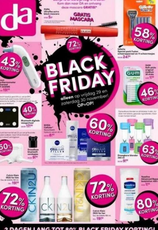 Black Friday Deals . DA (2019-12-01-2019-12-01)