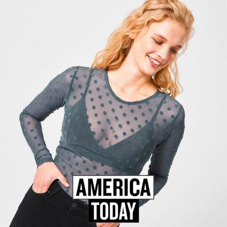 Kleding Voor Dames . America Today (2020-01-21-2020-01-21)