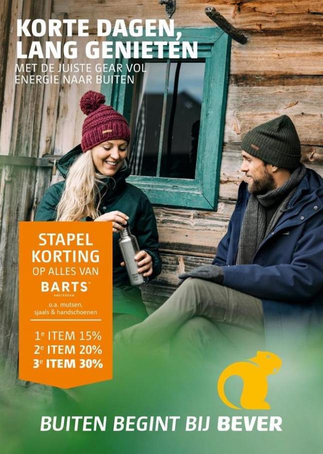 Folder Aanbiedingen  . Bever (2019-12-29-2019-12-29)