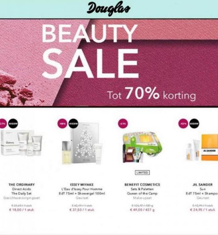 Beauty Sale . Douglas (2019-12-30-2019-12-30)