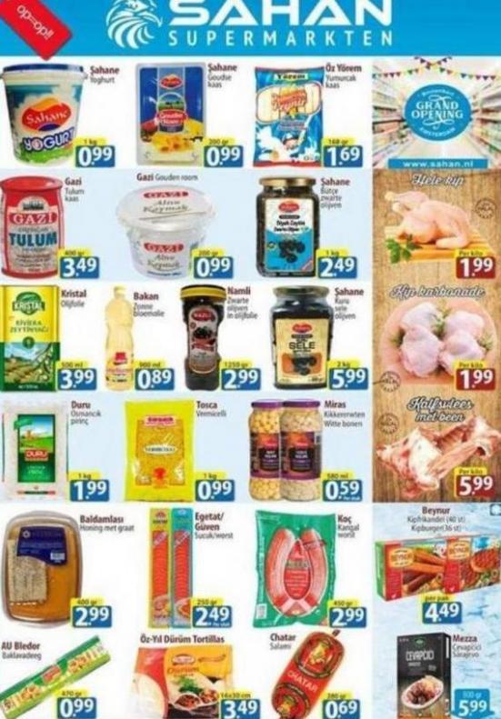 Folder Aanbiedingen  . Sahan Supermarkten (2019-12-15-2019-12-15)