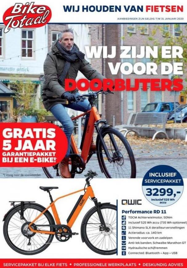 Folder Aanbiedingen  . Bike Totaal (2020-01-31-2020-01-31)