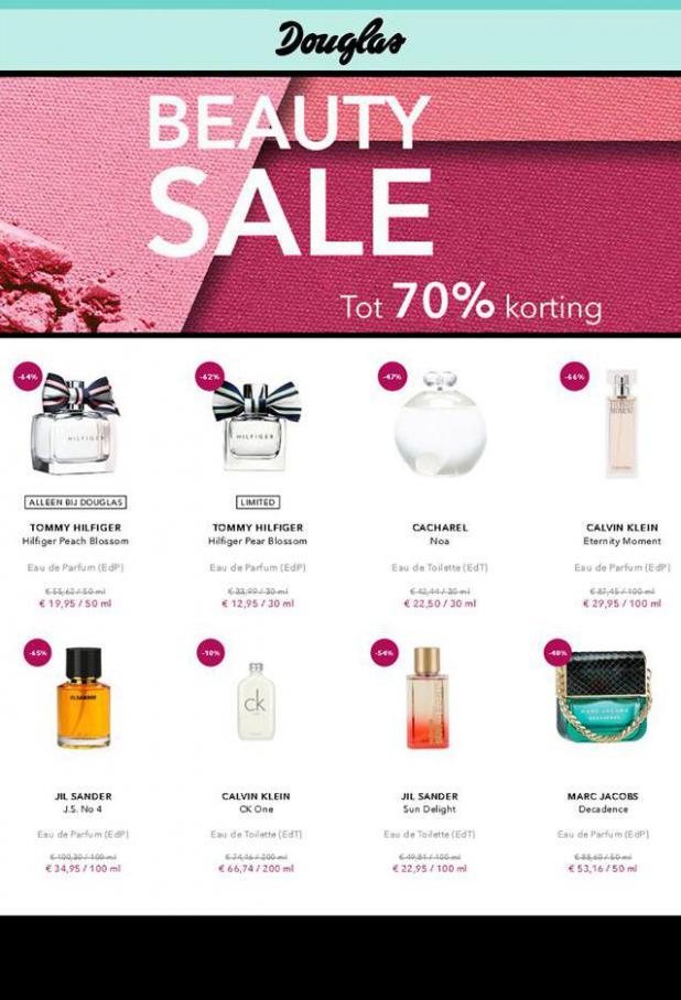 Beauty Sale . Douglas (2020-03-09-2020-03-09)