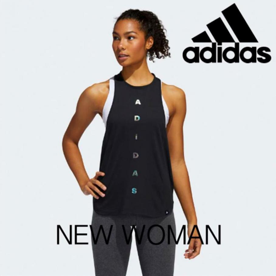 New Woman . Adidas (2020-03-30-2020-03-30)