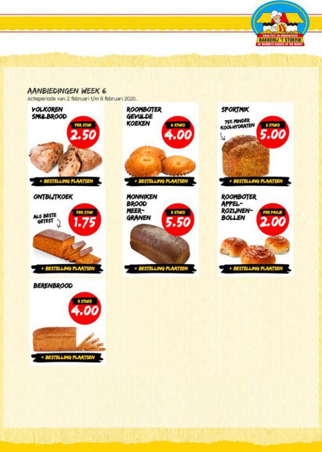 Folder Week 6 . Bakkerij 't Stoepje (2020-02-08-2020-02-08)