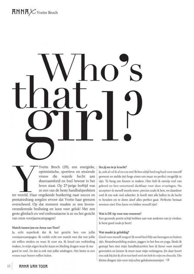 Magazine . Page 12