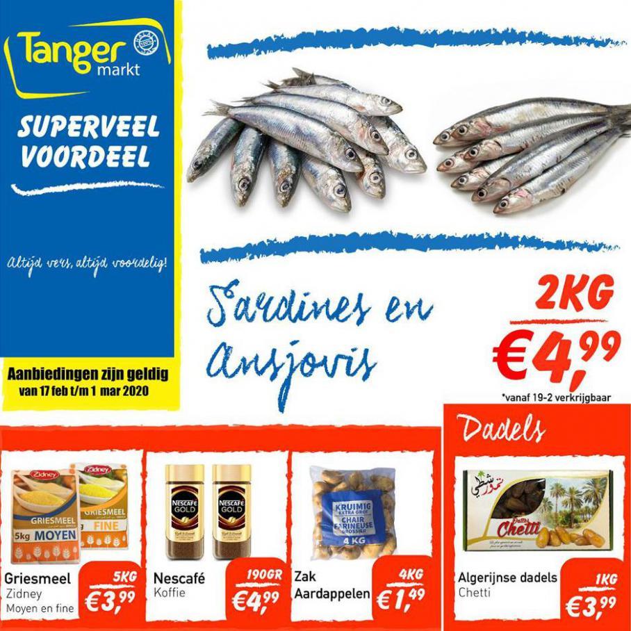 Folder Aanbiedingen  . Tanger Markt (2020-03-01-2020-03-01)