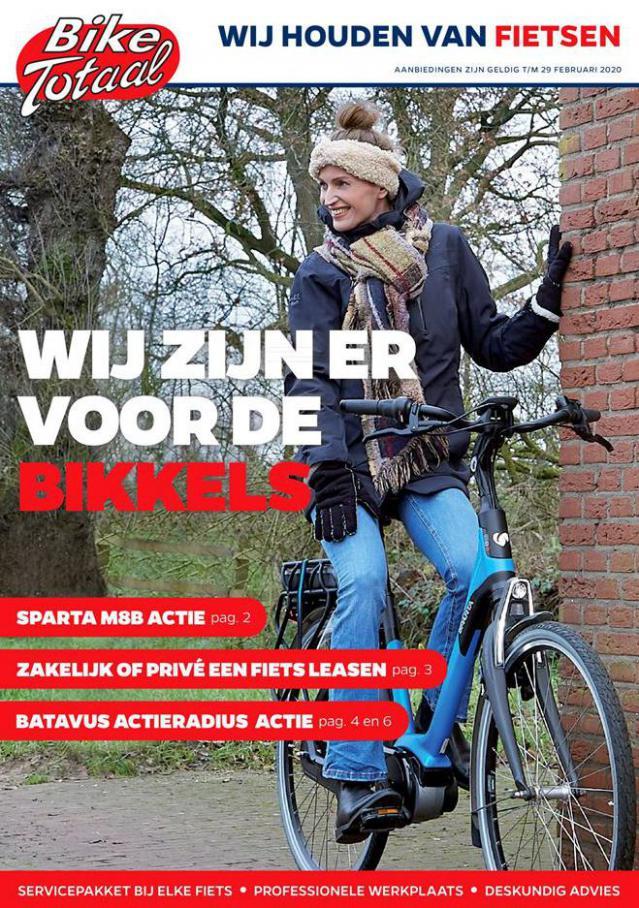 Folder Aanbiedingen  . Bike Totaal (2020-02-29-2020-02-29)