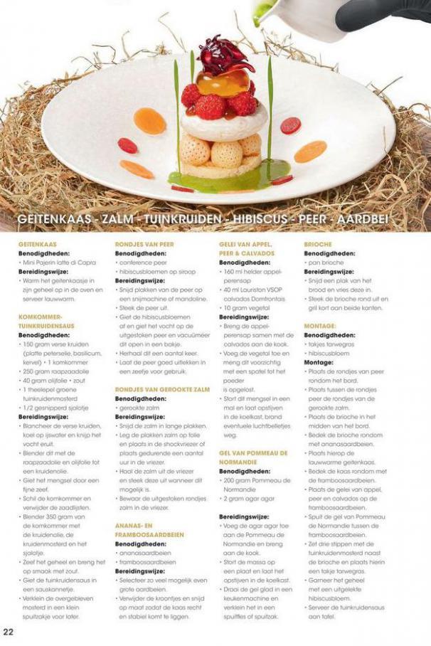 Magazine Voorjaar . Page 22