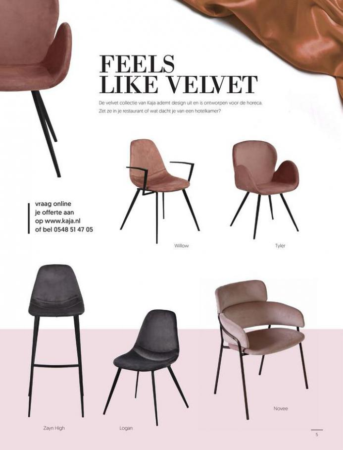 Kaja Interieurs - Binnenmagazine . Page 5