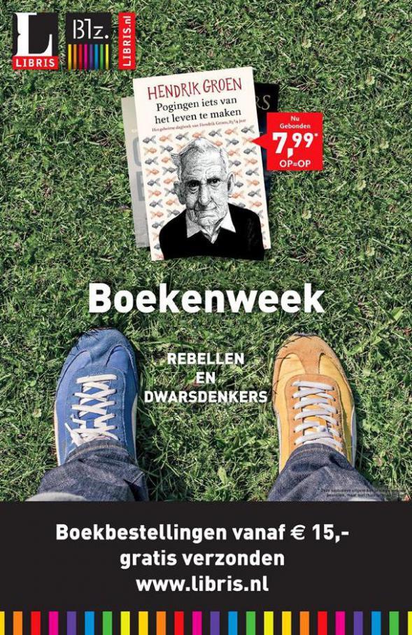 BoekenWeek . Blz. (2020-03-15-2020-03-15)