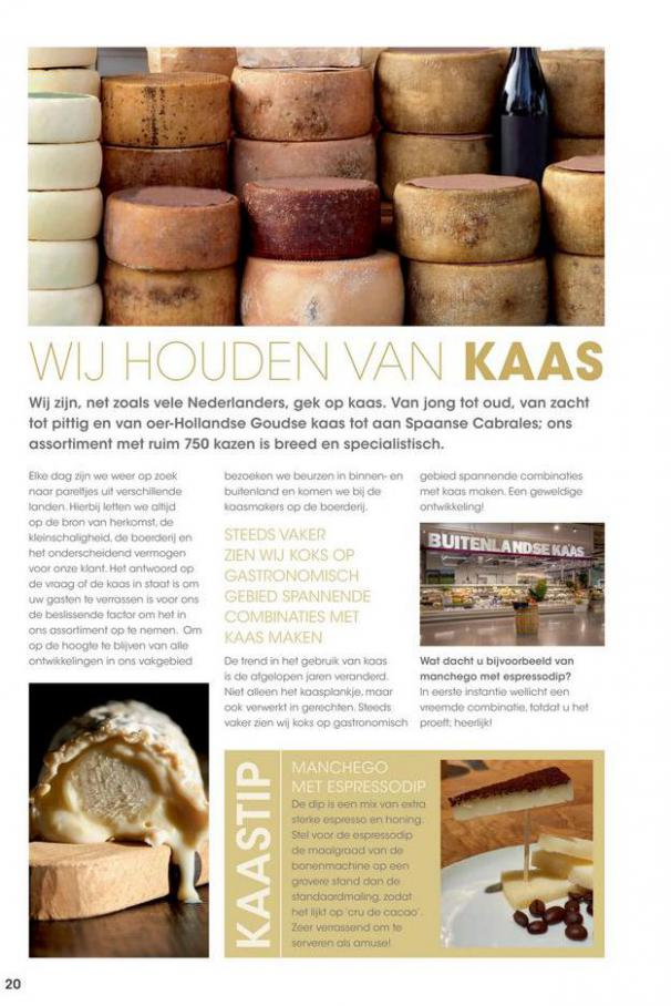 Magazine Voorjaar . Page 20