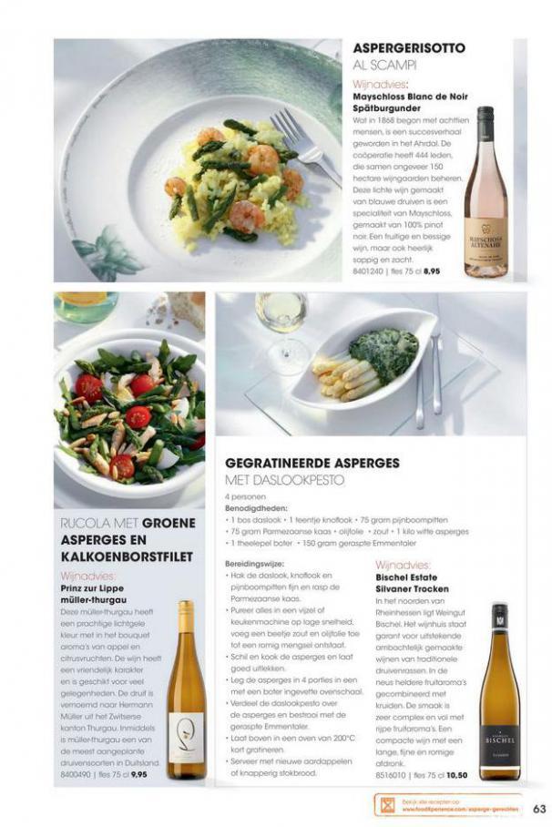 Magazine Voorjaar . Page 63