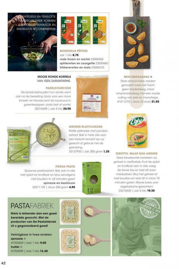 Magazine Voorjaar . Page 42