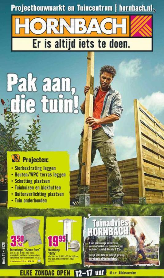 Folder Aanbiedingen  . Hornbach (2020-03-29-2020-03-29)
