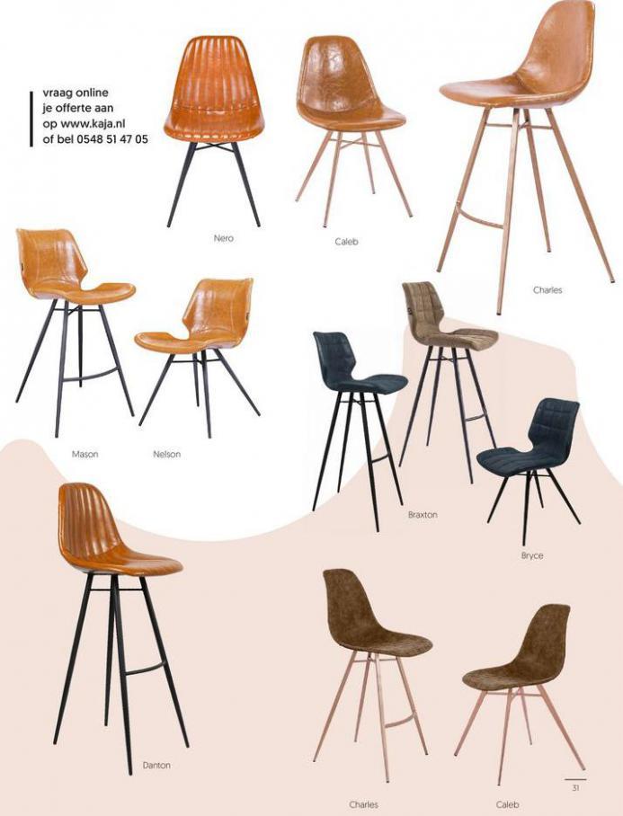 Kaja Interieurs - Binnenmagazine . Page 31