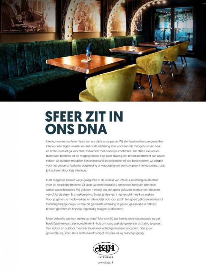 Kaja Interieurs - Binnenmagazine . Page 3