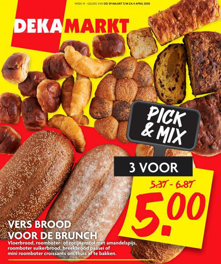 Folder Week 14 . Dekamarkt (2020-04-04-2020-04-04)