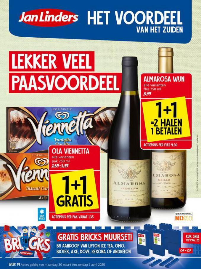 Folder Week 14 . Jan Linders (2020-04-05-2020-04-05)