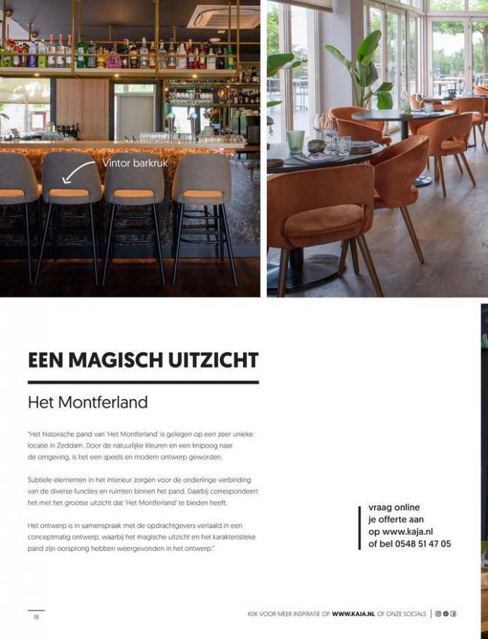 Kaja Interieurs - Binnenmagazine . Page 18