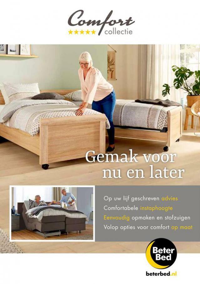 Comfort Collectie brochure . Beter Bed (2020-09-30-2020-09-30)