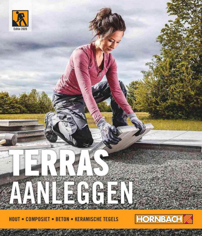 Terras Aanleggen . Hornbach (2020-03-31-2020-03-31)
