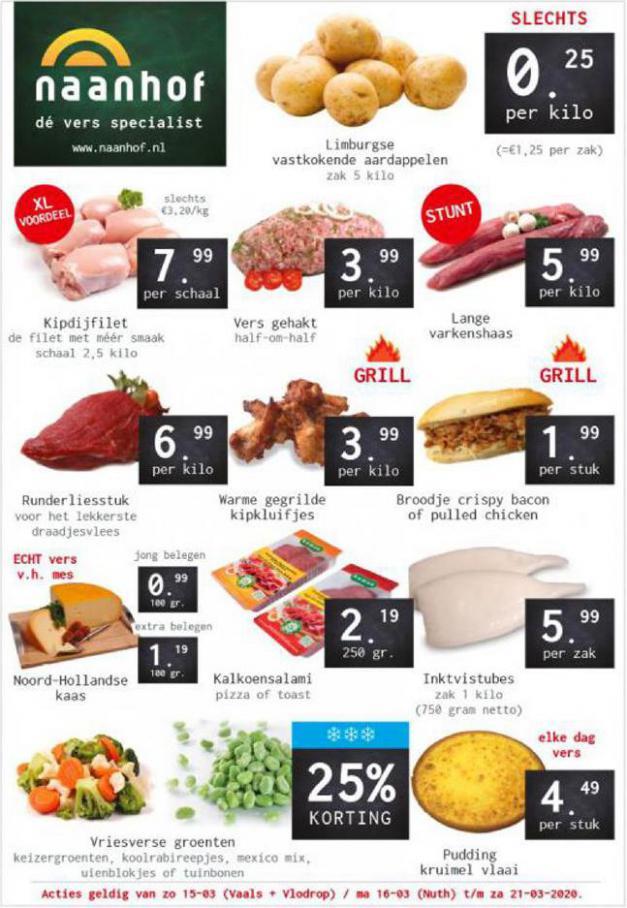 Deals Flyer . Naanhof (2020-03-21-2020-03-21)