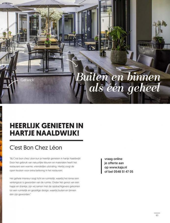 Kaja Interieurs - Binnenmagazine . Page 83