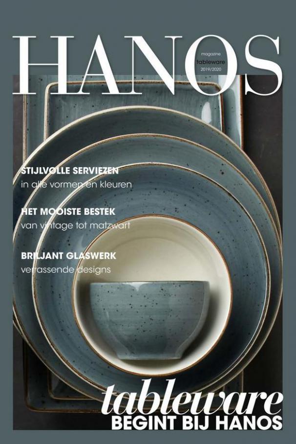 Online Tableware Magazine . HANOS (2020-12-30-2020-12-30)