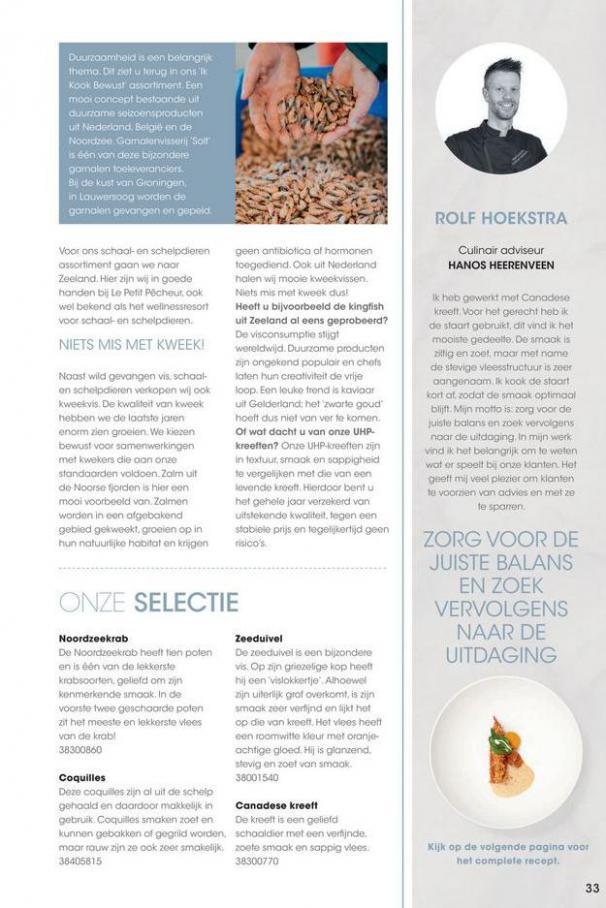 Magazine Voorjaar . Page 33