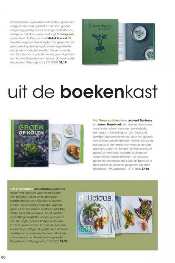 Magazine Voorjaar . Page 80