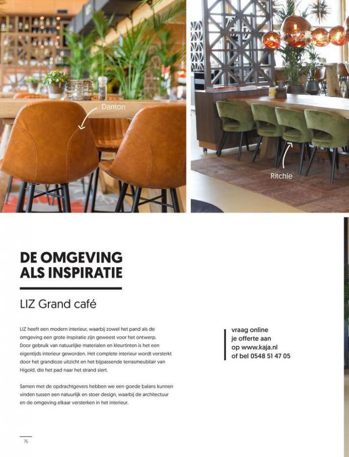 Kaja Interieurs - Binnenmagazine . Page 76