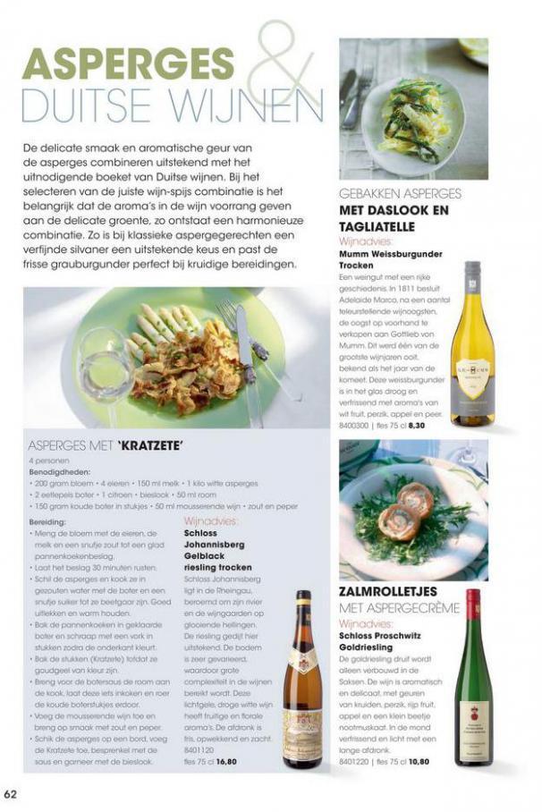 Magazine Voorjaar . Page 62