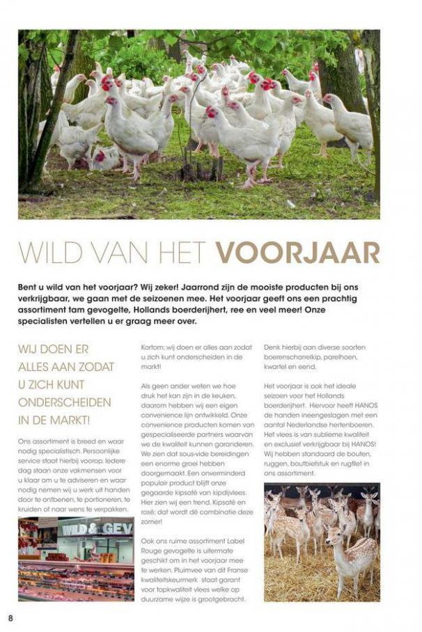 Magazine Voorjaar . Page 8